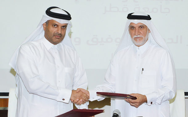QICCA and QU renew training partnership