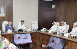 QICCA hosts trainees from MoJ