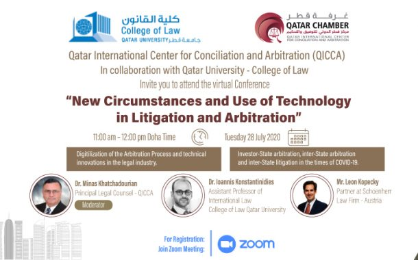 New Circumstances and Use of Technology in Litigation and Arbitration