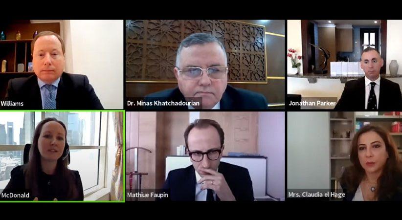 مناقشة مستجدات التحكيم في قطر ومدى استمرارية التحكيم الافتراضي